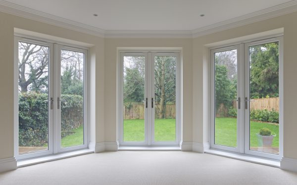 bay window patio doors